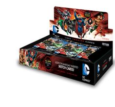 DC Comics The New 52 Trading Cards
