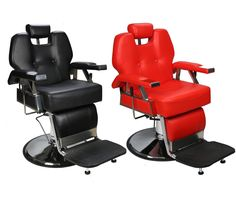 Stylist Stations and Furniture: Barberpub Hydraulic Recline Barber Chair Salon Beauty Spa Styling Equipment 2801 -> BUY IT NOW ONLY: $279.9 on eBay!