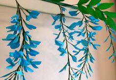 Paper Flower Wisteria