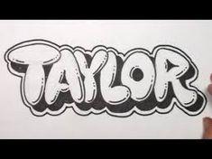 Hasil gambar untuk graffiti name art