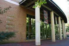 The Center for Dramatic Art contains The Paul Green Theatre, home of PlayMakers Repertory Company and a scene shop.