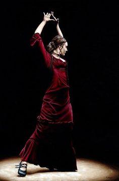 Richard Young, Duende- Fanny Ara of Magia Flamenco