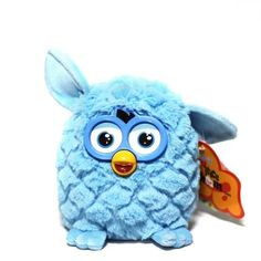 New Electronic Toys phoebe 7 Color Electric Pets Owl Elves Plush toys Recording Talking Toys Christmas Gifts with Furbiness boom
