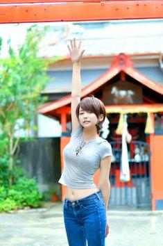 Japan landscape and nature of four seasons with cute girls Beautiful Japanese Girl, Beautiful Asian Women, Cute Asian Girls, Cute Girls, Top Mode, Japan Girl, Asia Girl, Asian Woman, Asian Beauty