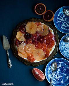 citrus - wish I had a recipe for this!