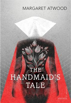 Redesigned UK #CoverReveal  The Handmaid's Tale by Margaret Atwood