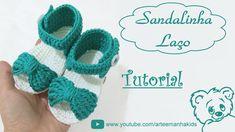 Sandalinha Laço