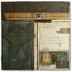 Mixed Media Collage by Crystal Neubauer