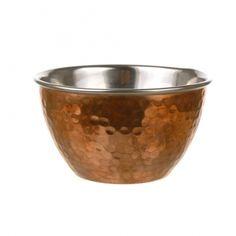 49288 - Indian Bowl Copper Polished 10cm