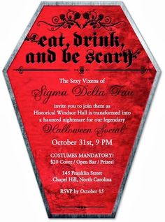 Linen, Lace, & Love: DIY: HalloWINE Party ~ Eat, Drink, & Be Scary!