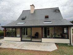 Rénovation de votre véranda et habitation - Rénovation Véranda Côtes d'Armor - Véranda Bretagne - Véranda 22 - LINE SERVICES