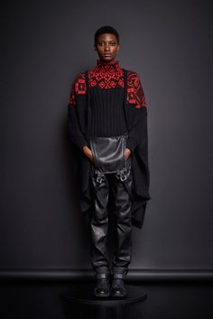 Marcelo Burlon County of Milan Fall 2015 Ready-to-Wear - Collection - Gallery - Style.com