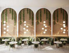 Turkish Restaurant, Deco Restaurant, Luxury Restaurant, Luxury Cafe, Restaurant Plan, Organic Restaurant, Luxury Auto, Restaurant Lighting, Cafe Shop Design
