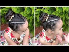 African Hairstyles, Braided Hairstyles, Cut My Hair, Hair Cuts, Hair Express, Cute Little Girl Hairstyles, Texturizer On Natural Hair, Princess Hairstyles, Inspirational Celebrities