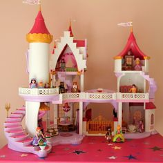 Playmobil Princess Castle Rooms
