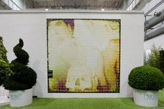 #Mosaico #Digitale per Silconti at Salone del Mobile 2013.