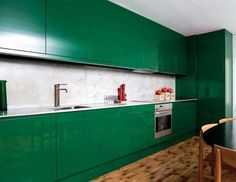 TRENDHOME : INSPIRED BY 1970′S ITALY #home #green