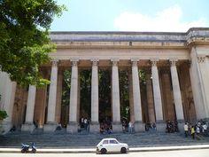 Maths / Matemáticas en la Universidad de La Habana, Cuba