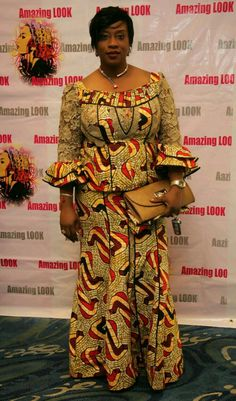 2019 Ankara Skirt And Blouse: 50 designs styles of latest ankara skirt and blouse for you African Fashion Ankara, Latest African Fashion Dresses, African Dresses For Women, African Print Dresses, African Print Fashion, Africa Fashion, African Attire, African Blouses, African Traditional Dresses
