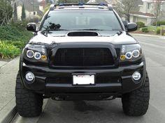 2005 2009 Toyota Tacoma Projector Headlights Conversion
