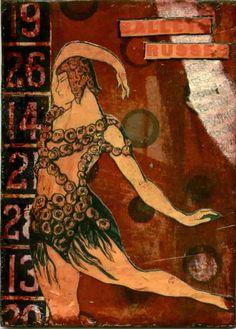 Affiche Ballets Russes