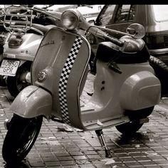 Vintage Vespa