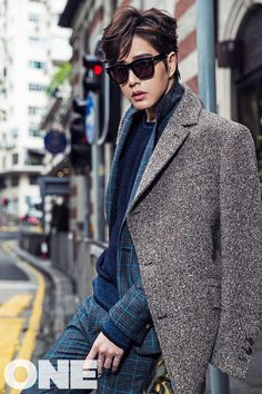 Park Hae Jin - One Magazine August Issue '15