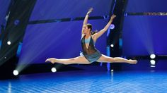 SYTYCD - Makenzie dances for her life.