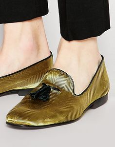 ASOS+Tassel+Loafers+in+Velvet