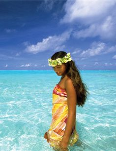 Next time in either Hawaii or Tahiti - DOING THIS.
