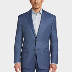 Buy a Lauren by Ralph Lauren Blue Classic Fit Suit online at Men's Wearhouse. See the latest styles of men's Classic Fit. FREE Shipping on orders $99+.