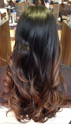 Ideas hair color ombre ideas for brunettes balayage highlights – Ombre Hair Bronde Hair, Brown Hair Balayage, Brown Ombre Hair, Balayage Brunette, Light Brown Hair, Ombre Hair Color, Brown Hair Colors, Brunette Hair, Hair Color Ideas For Black Hair