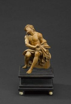 Christ at Rest: South West Germany, late 17th century.