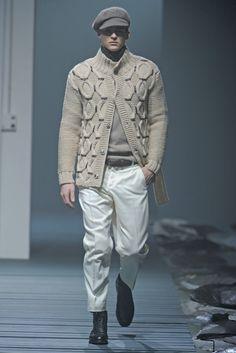 Corneliani Men's RTW Fall 2013 - Slideshow - Runway, Fashion Week, Reviews and Slideshows - WWD.com
