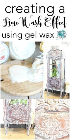 Creating a Lime Wash