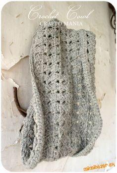 Háčkovaný nákrčník Knit Crochet, Crochet Hats, Wool, Knitting, Accessories, Shawls, Fashion, Knitting Hats, Moda