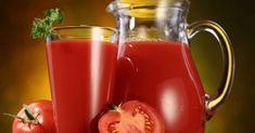Beba jugo de tomate para adelgazar - e-Consejos