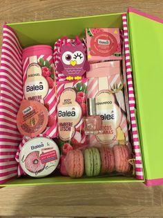 Geschenkbox #2019giftideas #geschenkbox