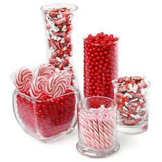 Red - Party Candy Buffet Kit |