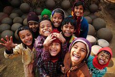 Smileys by Prasanta Singha Photography, via 500px