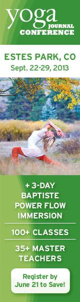 Yoga Journal - Yoga Cross-Training - Yoga for Golfers