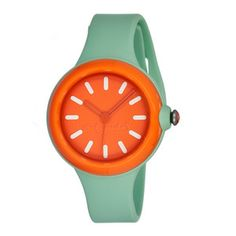 Seiko Populate Watch Orange now featured on Fab.