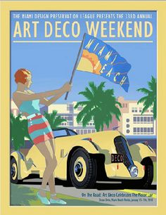 2010 Art Deco Weekend Poster  http://www.kickstarter.com/projects/1925960215/art-of-the-pin-up-girl-staged-reading-of-a-new-mus