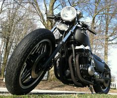 1982 CB 900 CAFE RACER | Check out the photos below and let me know if you would ride this ...