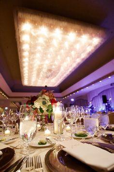 Reception Decor  / Wrap It Up Parties / Chicago Wedding / Chicago Wedding Planner / Partial Wedding Planning / Day of Wedding Planner / Winter Wedding