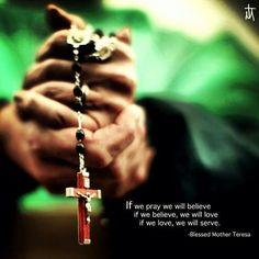 Pray, Believe, Love, Serve