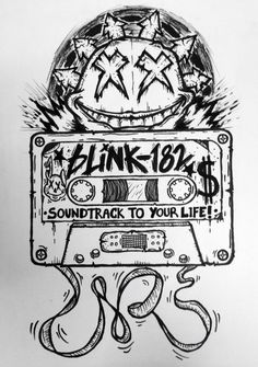 This artwork is dedicated to the most awesome band in the world, BLINK 182. I hope this goes out to you guys. And also I hope that one day I get to meet all of you. Thank you for giving me the soundtrack of my life :)