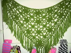 Free Crochet Shawl Patterns | Crocheted Shawl Patterns | Free
