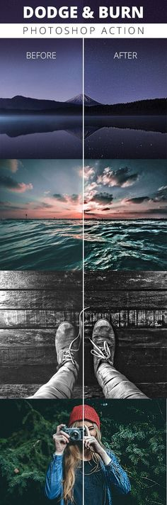 Dodge And Burn - Photoshop Action #photoeffect Download: http://graphicriver.net/item/dodge-and-burn-photoshop-action/12527542?ref=ksioks #travelphotography