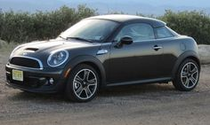 Cars.com Reviews the 2012 Mini Cooper Coupe and Roadster - Kicking Tires - The Washington Post